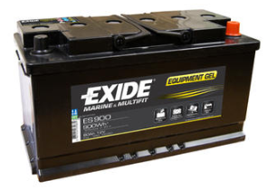 Exide Equipment Gel 12V 80Ah, ES900