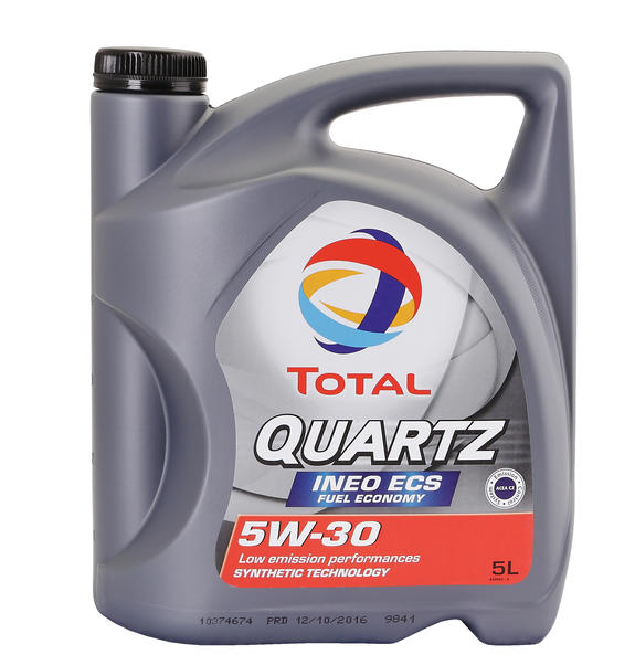 TOTAL QUARTZ INEO ECS 5W-30 - 5 L, TO 151261