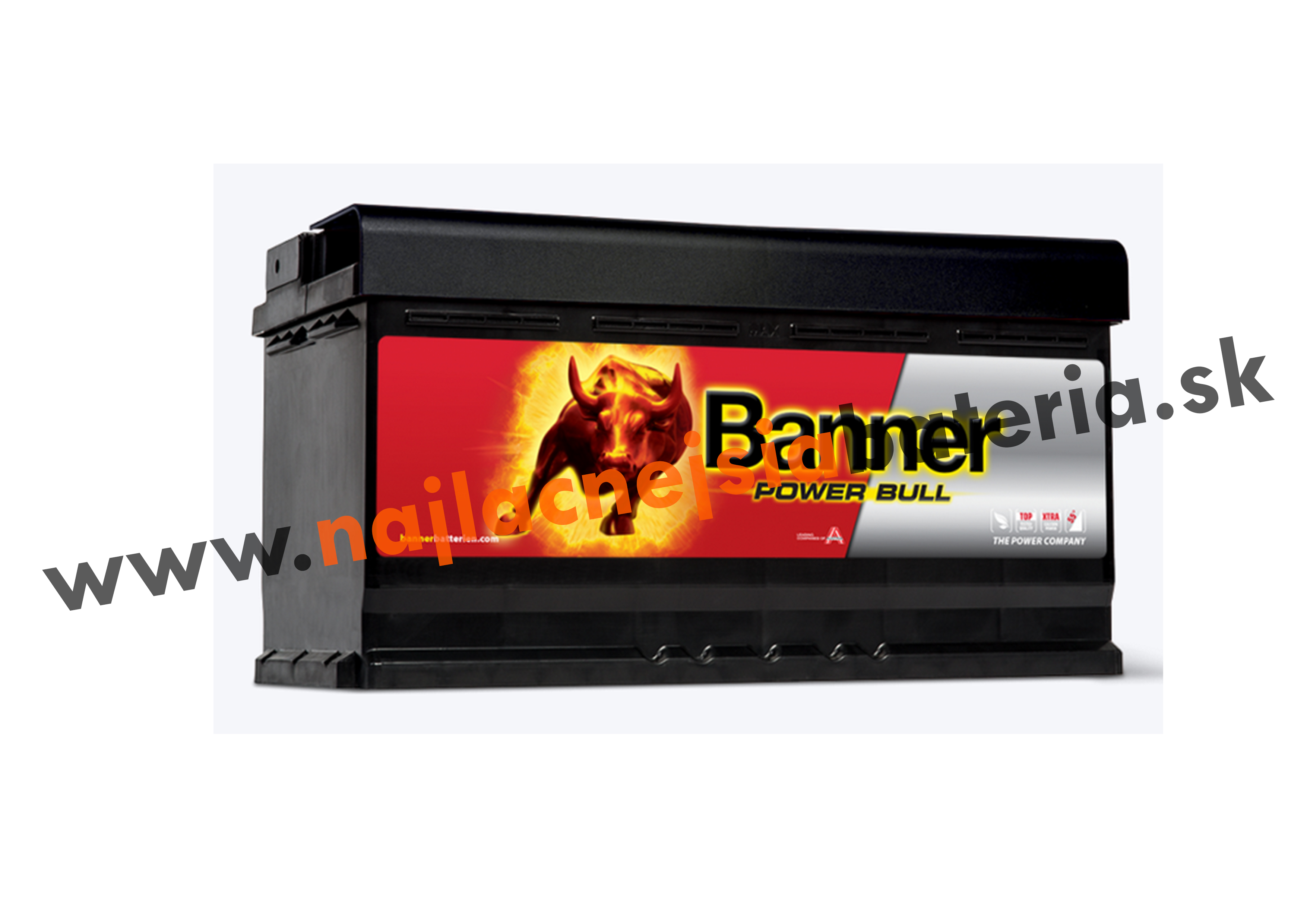 Akumulator Banner Power Bull 12V 95Ah 780A P9533