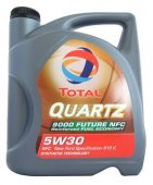 Total QUARTZ FUTURE NFC 9000 5W-30 5L