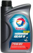 Total Transmission GEAR 8 75W-80 1L (BV)