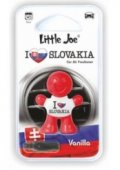 LITTLE JOE SLOVAKIA vôňa do auta