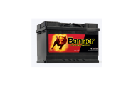 Akumulator Banner Starting Bull 12V 72Ah 650A 57212